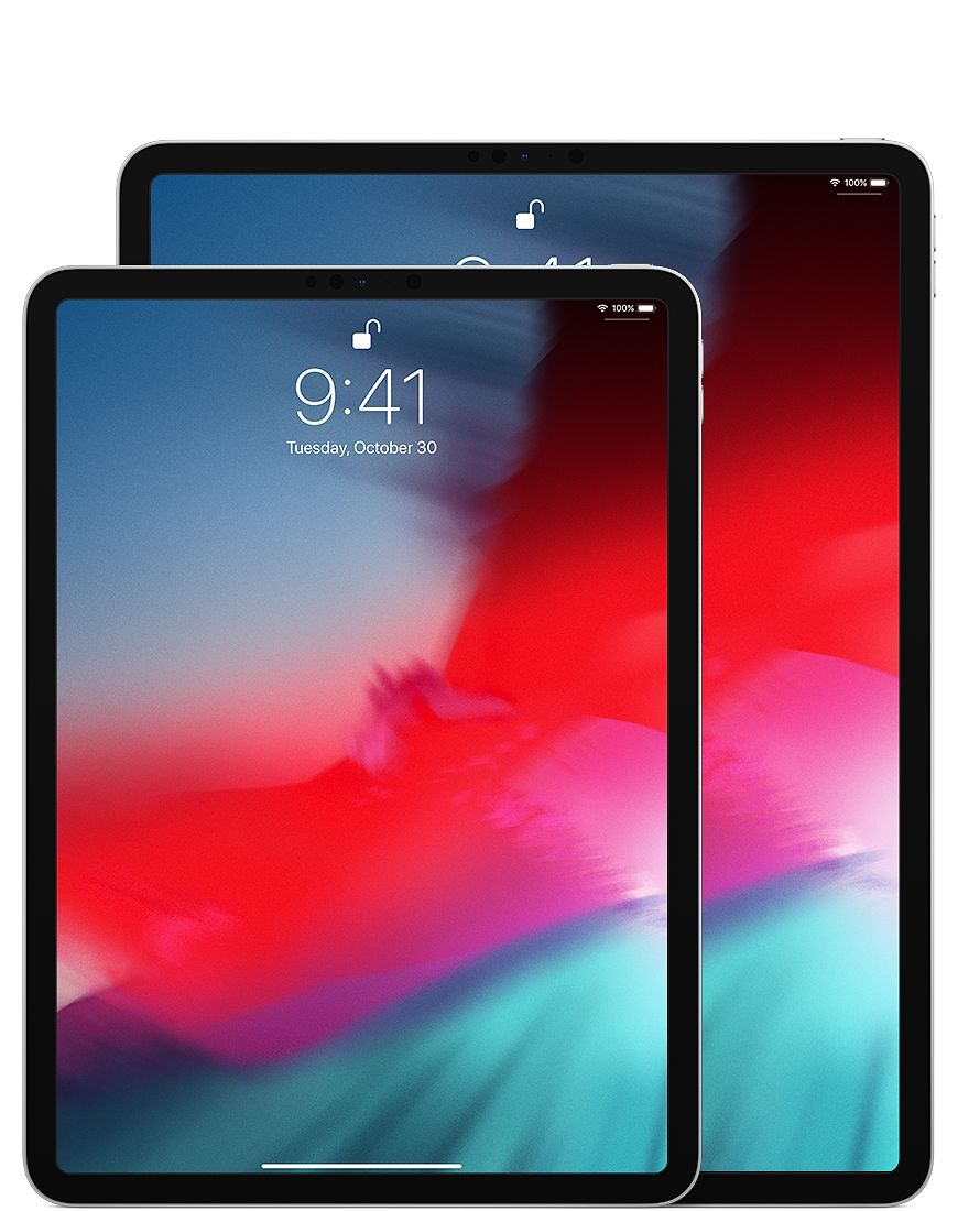 Apple iPad Pro 12 9-inch Cellular (2018) 64GB
