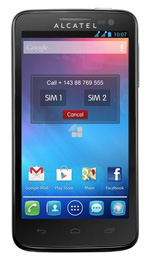 Mobile Phone Xchange Alcatel OT-5035A