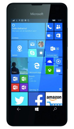 Sell Microsoft Lumia 550 - Recycle Microsoft Lumia 550