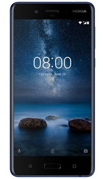 Sell Nokia Nokia 8 TA1004 - Recycle Nokia Nokia 8 TA1004