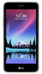 Sell LG K4 2017 X230H - Recycle LG K4 2017 X230H